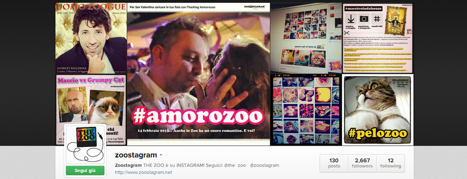 Zoostagram: la community su Instagram dello Zoo